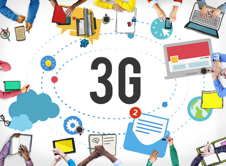 long term evolution: 3G Connection Wireless Telecommunications Mobility Concept