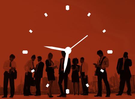 Time Management Clock Alarm Measure Concept Zdjęcie Seryjne