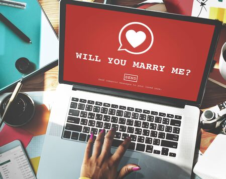 marry me: Will You Marry Me? Valantine Romance Heart Love Passion Concept