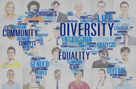 cultural diversity: Diversity Ethnicity World Global Community Concept