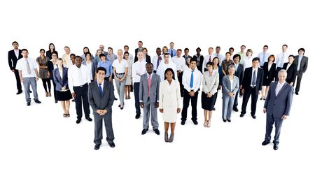 community group: Multi-ethnic Group Business Collaboration Colleagues Concept