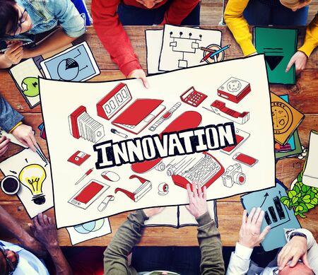 Innovation Future Improvement Technology Modernization Concept