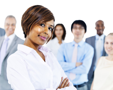 mixed age: Business People Corporate Teamwork Togetherness Concept