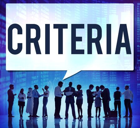 guidelines: Criteria Controlling Follow Guidelines Conduct Concept