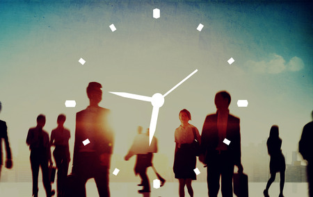 시간 관리 클록 알람 측정 개념