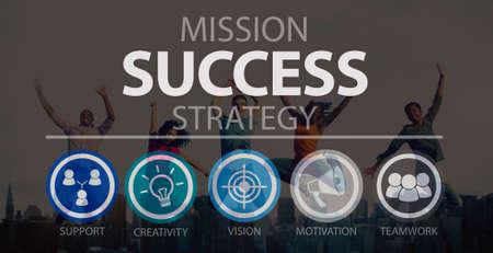 accomplishment: Success Growth Accomplishment Achievement Goal Concept