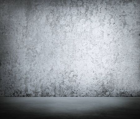 Concrete Wall Scratched Material Background Texture Concept Standard-Bild