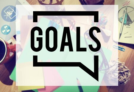 target thinking: Goals Aim Aspiration Motivation Target Vision Concept