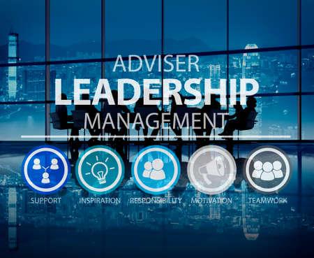 responsibility: Adviser Leadership Management Director Responsibility Concept