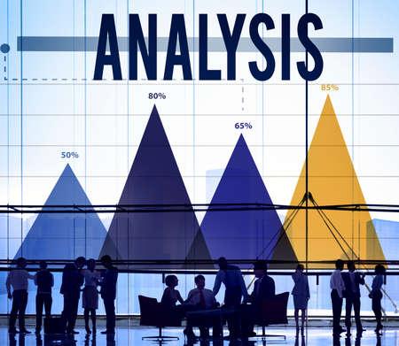 information analysis: Analysis Planning Information Statistics Insight Concept Stock Photo
