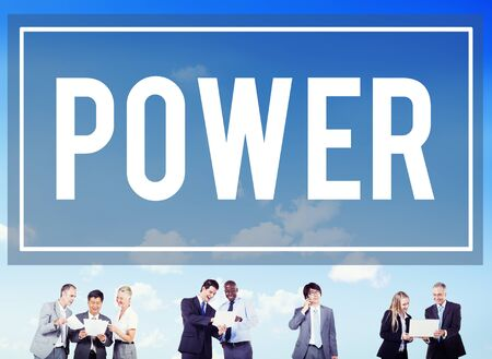 communication capability: Power Potential Competence Competency Energy Concept