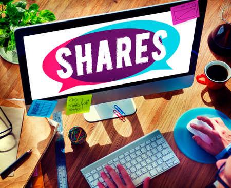 asset: Shares Shareholder Asset Contribution Proportion Concept