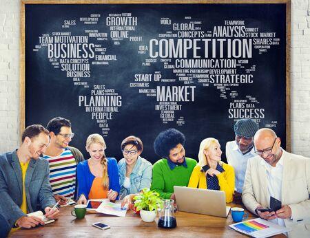 Competencia Global Market Desafío Concurso Concept