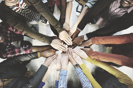 trabajo en equipo: Concepto de colaboración en equipo equipo