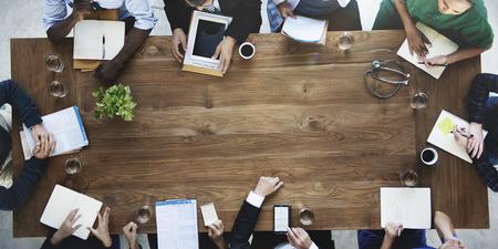 Doctor Meeting Teamwork Diagnosis Healthcare Concept Standard-Bild