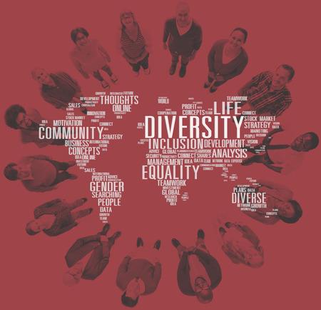 多様な平等ジェンダー革新管理概念