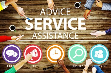 Consulting Service Support Kundenbetreuung Support Concept