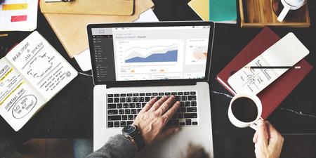 obra social: Plan de negocio portátil de trabajo Análisis del concepto de Internet
