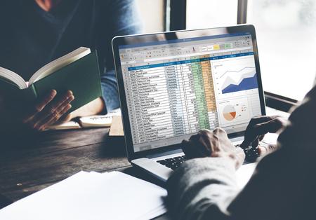 hoja de calculo: Informe de Contabilidad Planificaci�n Financiera Concepto de hoja de c�lculo