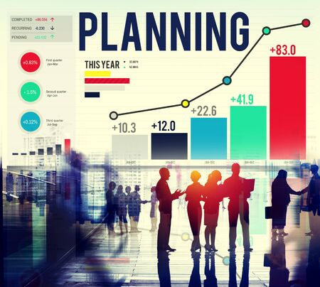 organisational: Planning Plan Ideas Guidelines Mission Strategy Concept