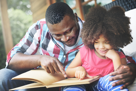 Family Relax Geluk Holiday Vrolijke Concept Stockfoto