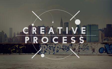 Proceso Creativo Creatividad Diseño Innovación Concepto Imaginación