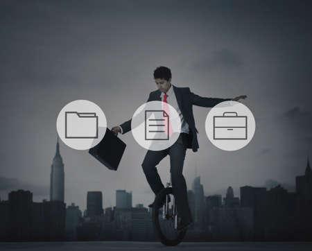 Career Job Working Occupation Analysis Data Concept