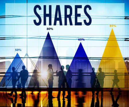 dividend: Shares Shareholder Contribution Dividend Concept