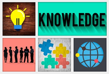 inteligent: Knowledge Intelligence Genius Expertise Education Concept