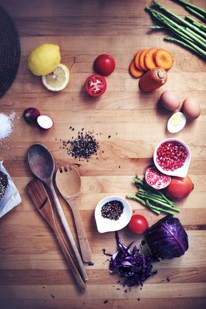 kulinarne: Gotowanie obróbki kulinarnej Składnik Kitchen Concept