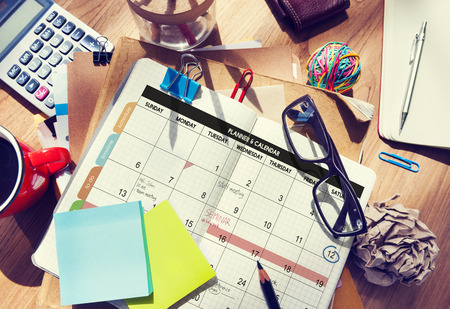 diary: Calender Planner Organization Management Remind Concept