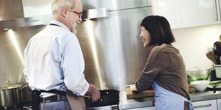 kulinarne: Kitchen Cooking Culinary Preparation Kitchenware Concept Zdjęcie Seryjne
