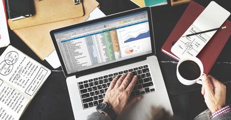 hoja de calculo: Informe de Contabilidad Planificación Financiera Concepto de hoja de cálculo
