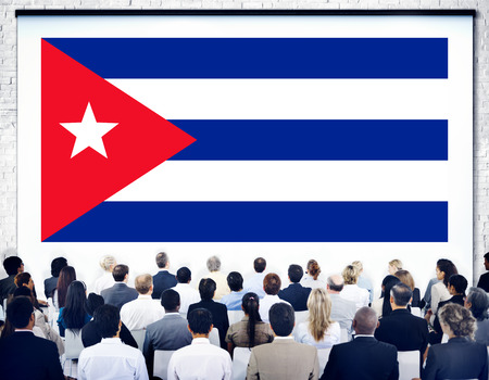 cuban culture: Cuban National Flag Government Freedom LIberty Concept