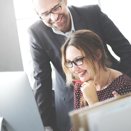 professionnel: Businesswomen Carrière Profession Concept Professionnel