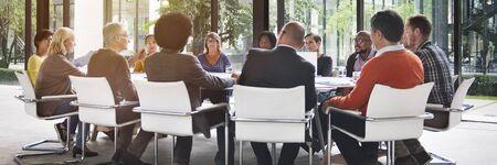 argumentation: People Meeting Communication Corporate Teamwork Concept