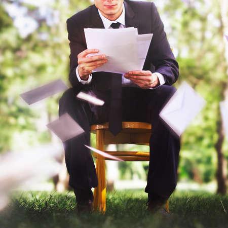 envelop: Mail Message Envelop Communicate Exvelop Business Concept Stock Photo