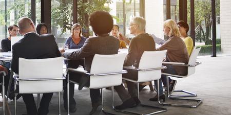 Meeting Seminar Conference Brainstorming Sharing Concept