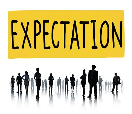 prediction: Expectation Prediction Hope Strategy Planning Concept