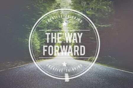 the way forward: The Way Forward Target Goals Aspiration Development Concept