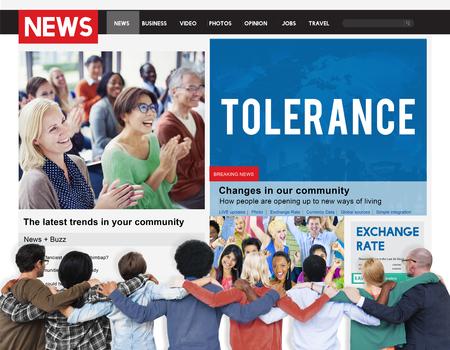 tolerancia: Tolerancia Aceptaci�n Perspectiva Tolerar Tolerancia Concepto