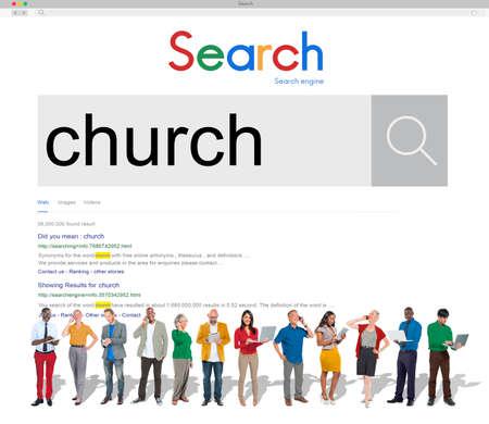 cristianismo: Iglesia Jes�s Cristianismo Culto Religi�n concepto de Dios Foto de archivo