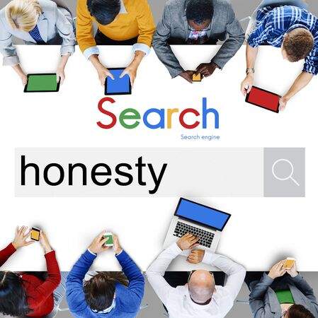 sincerity: Honesty Sincerity Motivation Belief Loyalty Concept