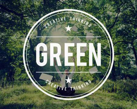 getting away from it all: Green Ecology Environmental Eco Earth Concept