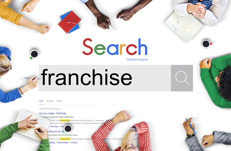 franchising: Franchise Grant Property Contract Brand Busienss Concept