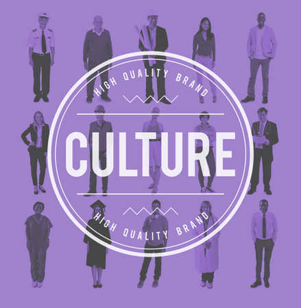 ethnicity: Culture Customs Belief Ethnicity Concept