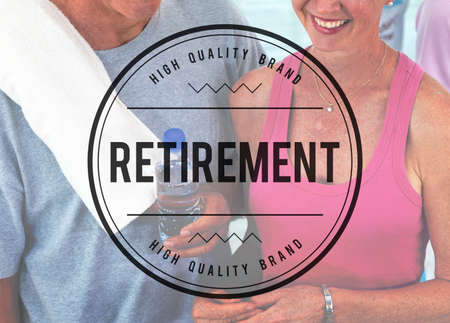 health care fees: Retirement Plam Wealth Worth Security Management Concept