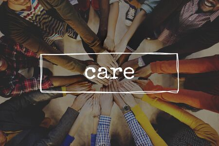 protect: Care Protect Support Safeguard Welfare Concept