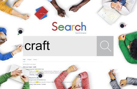 communication capability: Craft Art Professiona Skilled Talent Concept