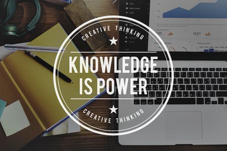 知識教育概念の学習を学ぶ 写真素材
